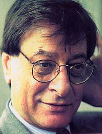 Palestinian Poet Mahmoud Darwish
